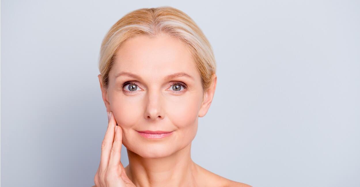 Microdermabrasion Plasma Anti Aging Behandlung Falten reduzieren Amelie Heinzel Ebern