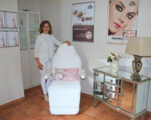 Amelie Heinzel Elite Permanent Artist. Unser Behandlungsbereich für permanent Make Up, Microblading, Plasma, Microneedling